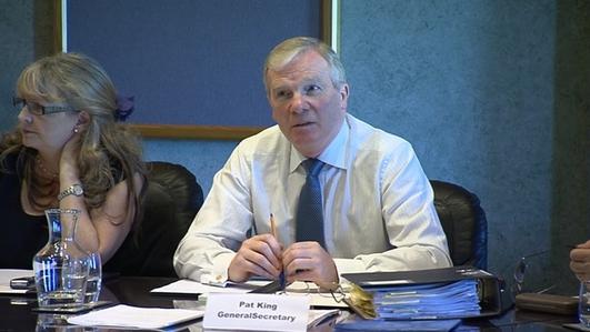 Clive Byrne.