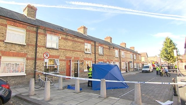 John Maguire died after he was attacked at his home in Ormond Square in Dublin city centre
