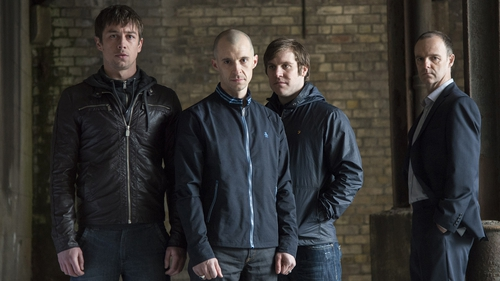Love/Hate - Back on RTÉ One on Sunday October 6 at 9:30pm