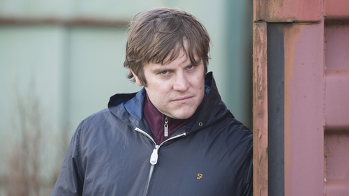Peter Coonan - Love/Hate star is among Ryan Tubridy's guests on The Late Late Show on RTÉ One at 9:35pm
