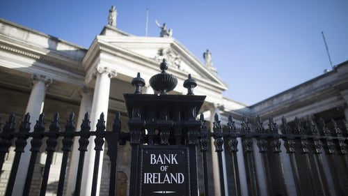 Bank of Ireland said its loan to deposit ratio fell below 120% in September