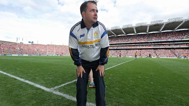 Davy Fitzgerald's Clare side meet Cork again on Saturday