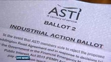 Quinn warning for ASTI members