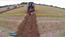 Bumper opening day at ploughing championships