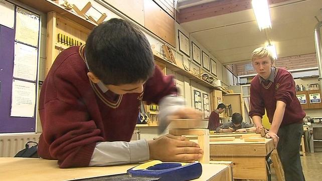 Sinn Féin said the Coalition had failed to prioritise education