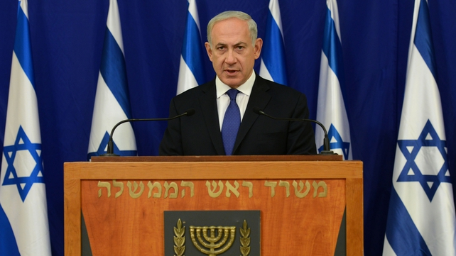 Benjamin Netanyahu said Israel 'will not be fooled by half-measures'