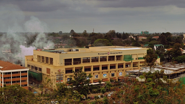 Al-Shabaab has claimed responsibility for the attack on the Westgate complex