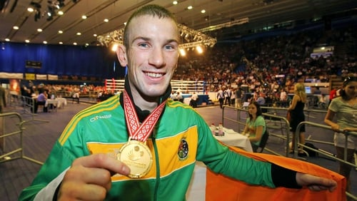 John Joe Nevin: 'I'm ready to give everything I have to become a world champion and bring the title belt back to Ireland'