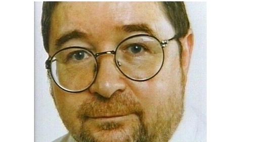 Martin O'Hagan was shot dead in Lurgan in 2001