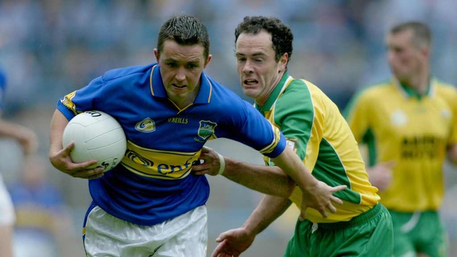 Damian Diver has joined the Donegal set-up