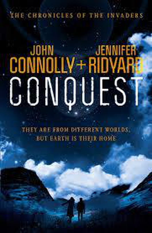 John Connolly & Jennifer Ridyard