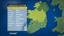 Constituencies announced for European elections
