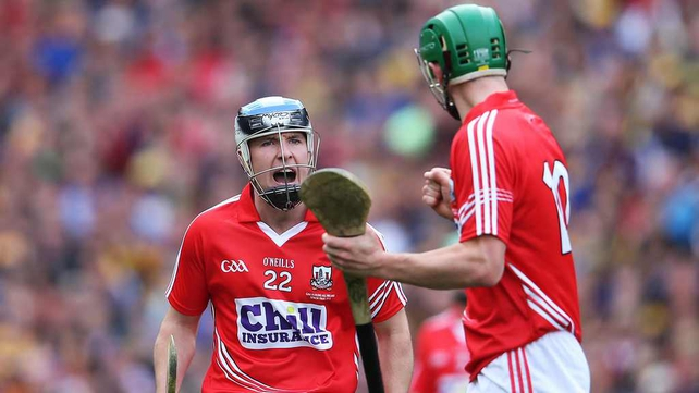 Cian McCarthy is in the Cork team for Saturday's final