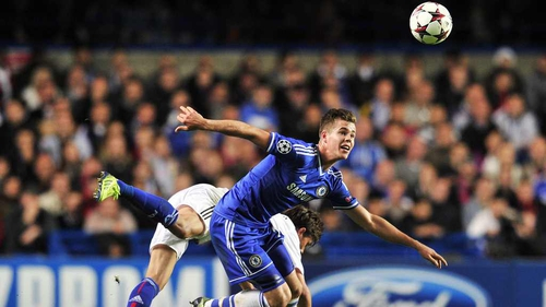 Marco van Ginkel was a summer signing for the Blues