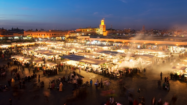 A visit to Marrakech?