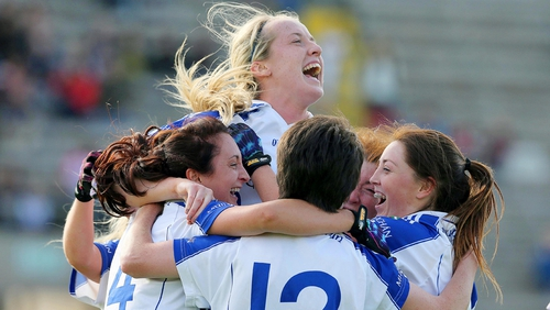 Monaghan will be hoping to seal Ulster glory on Sunday