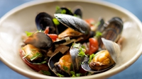 Kilmore Quay Mussels with Bacon and White Wine - A modern take on the classic mussel dish
