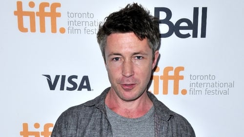 Aidan Gillen at this year's Toronto International Film Festival