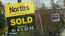 Dublin property prices rise over 10%