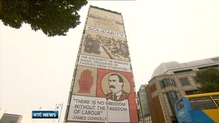 Liberty Hall gets makeover for 1913 Lockout commemoration