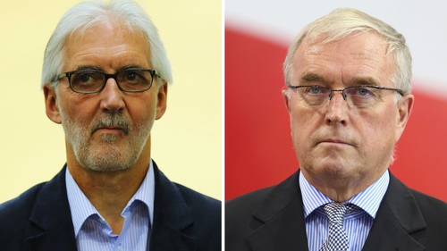 Brian Cookson and Pat McQuaid will learn their UCI fate later today