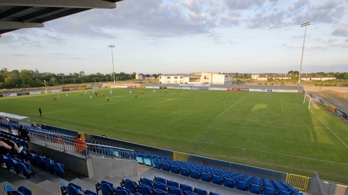 Athlone Town Stadium saw a Cup shock on Monday night