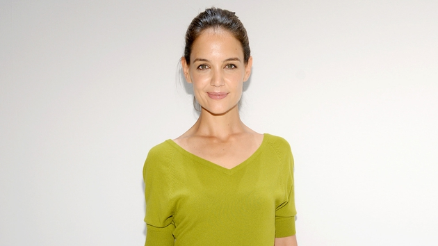 Katie Holmes is looking to reinvent herself