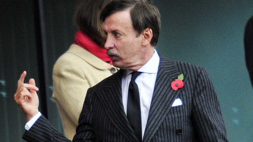 Stan Kroenke: 'There's no one I feel more strongly about and I think he is doing a great job'