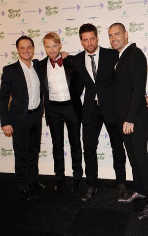 Boyzone have signed a new record deal and will release an album in November