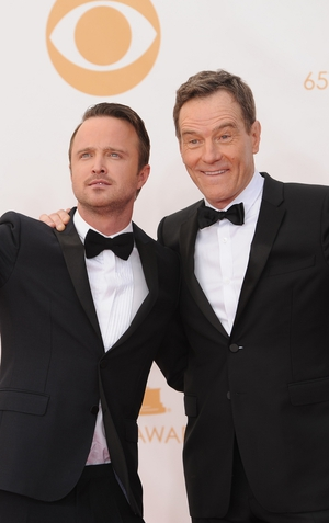 Breaking Bad won 'Best Drama Series' at the Emmys