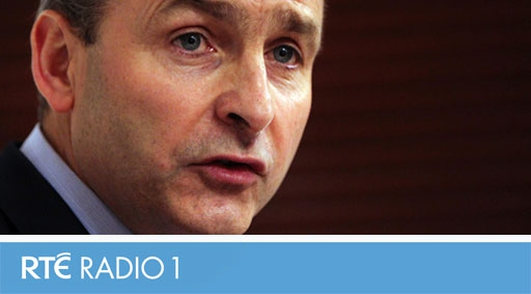 First Leaders Questions as Taoiseach for Martin