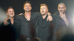 Boyzone - Celebrating anniversary with new music and tour