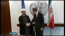Kerry welcomes change of Iranian tone