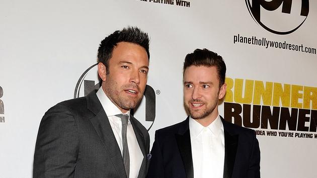 Ben Affleck said Justin Timberlake is