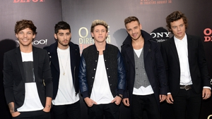 One Direction gig causing quite a stir
