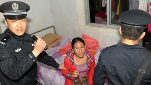 Raids follow other recent swoops on human and child trafficking suspects in China