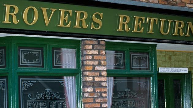 Coronation Street's original set has been sold
