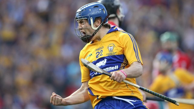 Shane O'Donnell scored 3-03 as Clare claimed the All-Ireland title