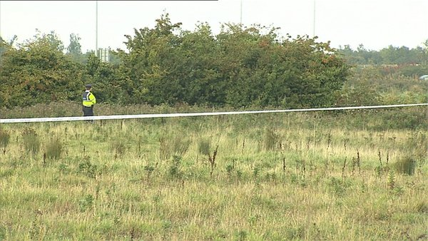 The body was discovered in area where searches have been carried out for missing woman