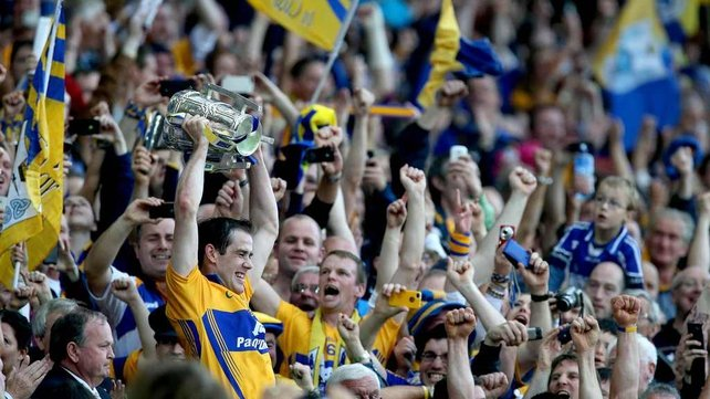 Clare emerged winners of the All-Ireland Senior Hurling Championship