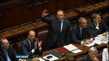 Berlusconi ministers quit coalition government