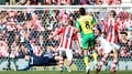 Canaries claim away points at Stoke