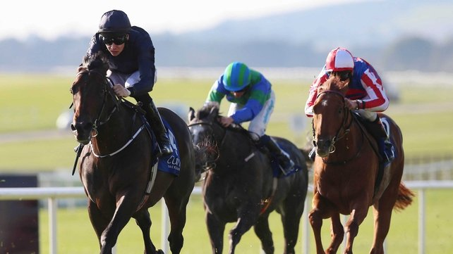 Geoffrey Chaucer may be sent to the French 2000 Guineas