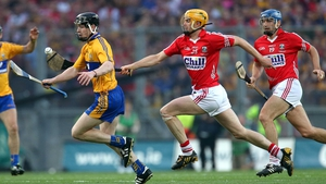 Clare's Tony Kelly won the race for the Sunday Game Player of the Year award