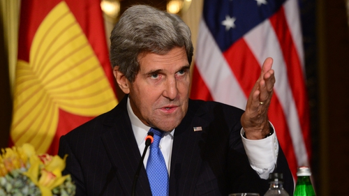 John Kerry said the US-Iran relationship could change dramatically and quickly