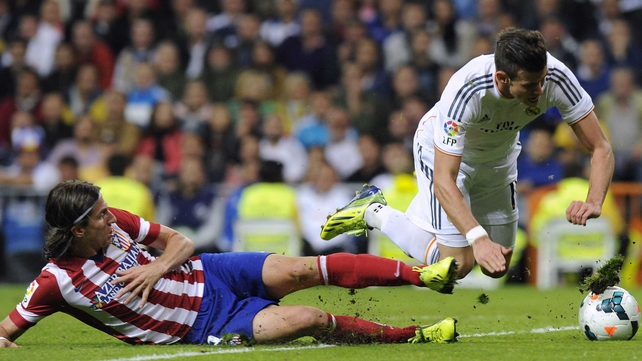 Gareth Bale will miss Real Madrid's Champions League clash with Copenhagen