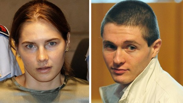 It is the third time Amanda Knox and Raffaele Sollecito have faced trial over the death