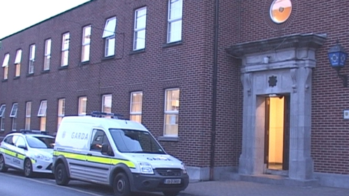 The man is being held at Athlone Garda Station