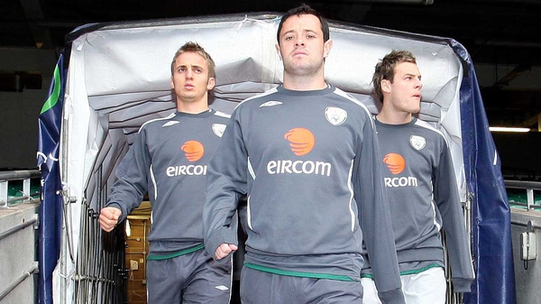 Kevin Doyle, Andy Reid and Anthony Stokes are back in the Ireland squad
