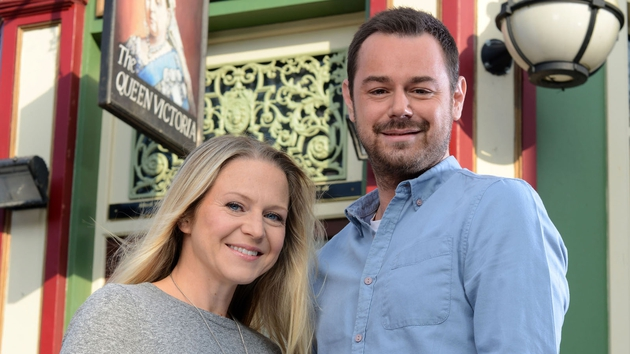 Bright and Dyer - Playing Linda and Mick Carter